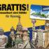 Vinn ett presentkort hos Ryanair värt 5000 kronor